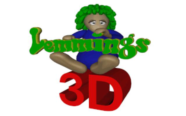 3D Lemmings screenshot 3