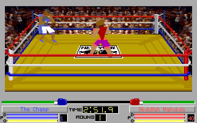 4D Boxing screenshot 1