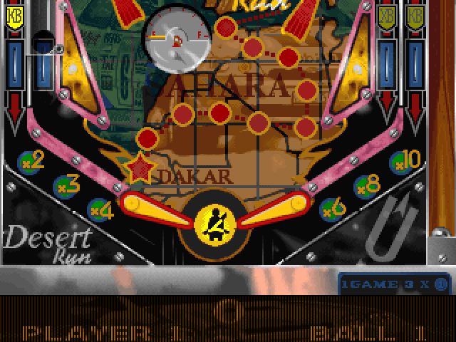 Absolute Pinball screenshot 2