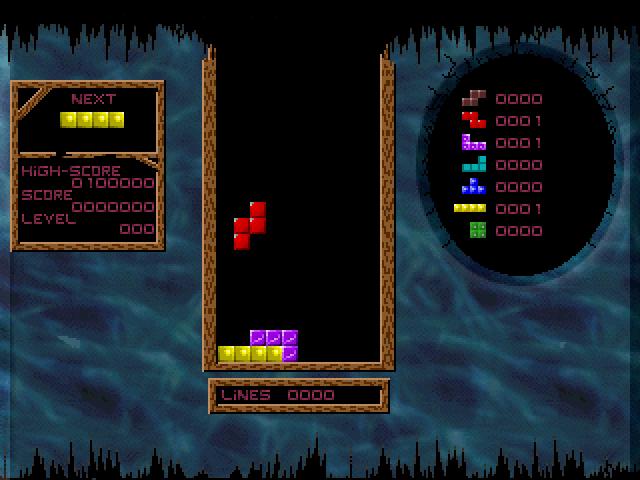 Acid Tetris screenshot 2