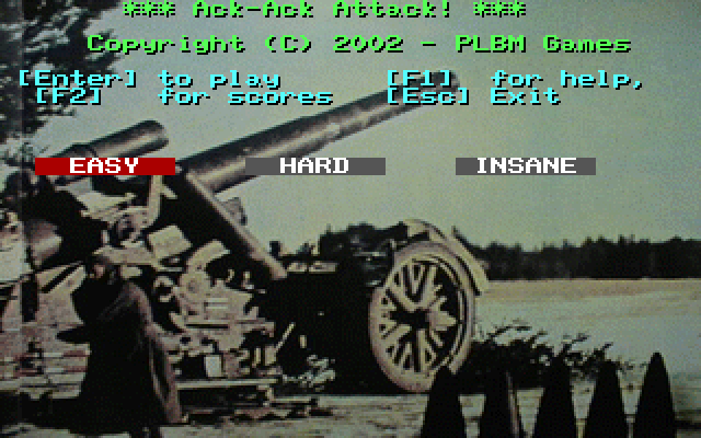Ack-Ack Attack screenshot 3