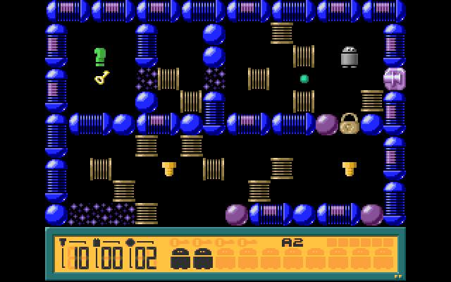 Adventures of Robbo screenshot 3