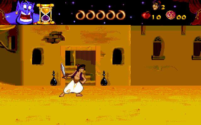 Aladdin screenshot 1