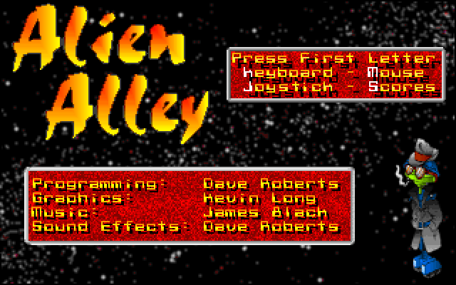 Alien Alley screenshot 3