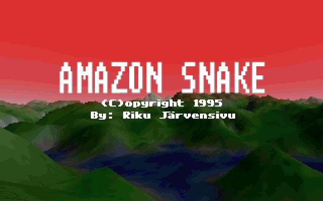Amazon Snake screenshot 3