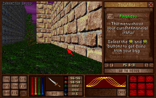 Amulets & Armor screenshot 1