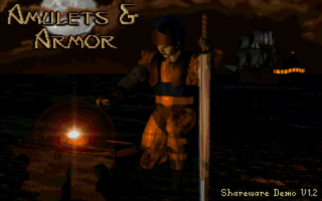 Amulets & Armor screenshot 3