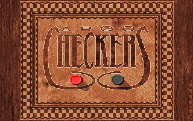 Argo Checkers screenshot 3