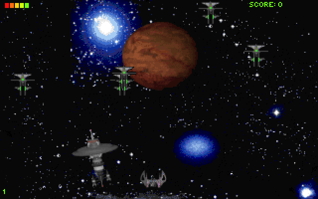 Avenger screenshot 2