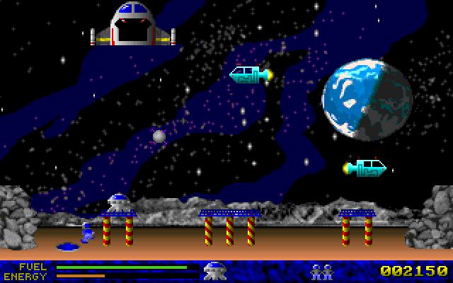 Back to the Moon screenshot 1