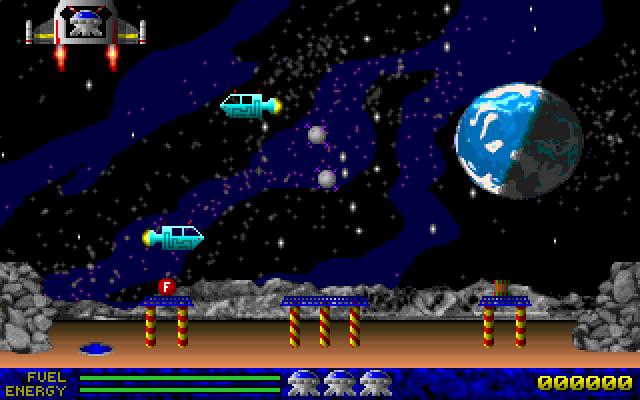 Back to the Moon screenshot 2