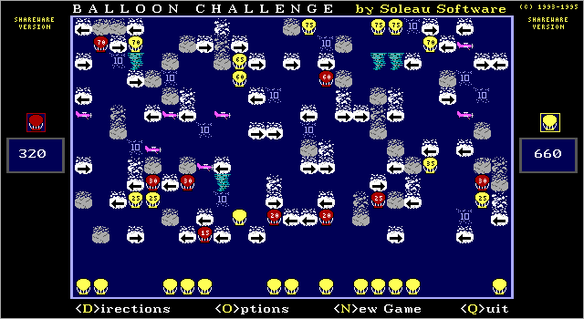 Balloon Challenge screenshot 1