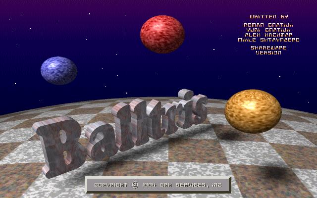 Balltris screenshot 3