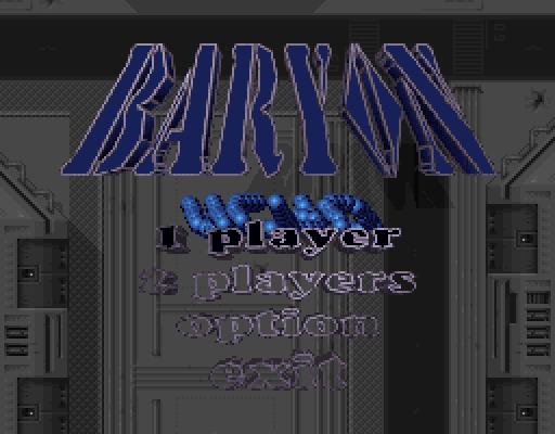 Baryon screenshot 3