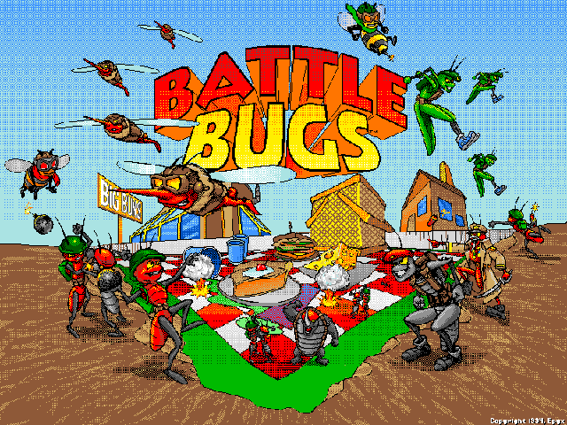 Battle Bugs screenshot 3