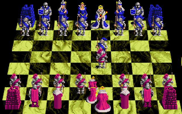Battle Chess screenshot 2