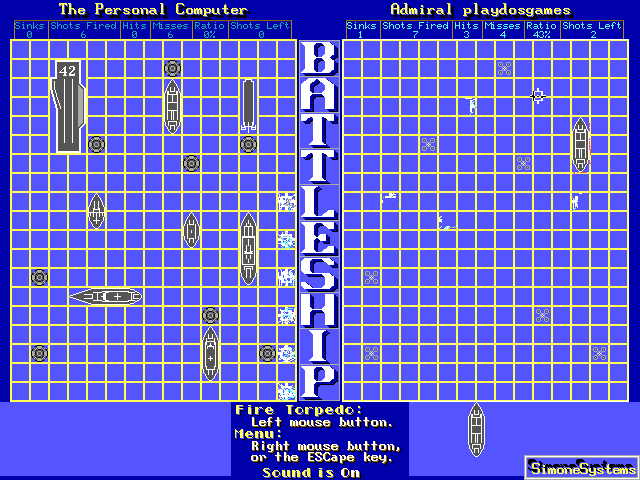 Battle Ship screenshot 1