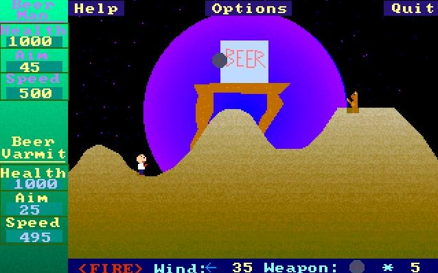 Beer War screenshot 1