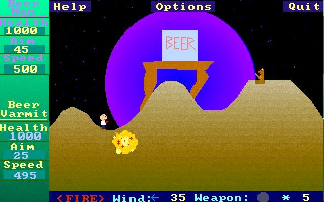Beer War screenshot 2