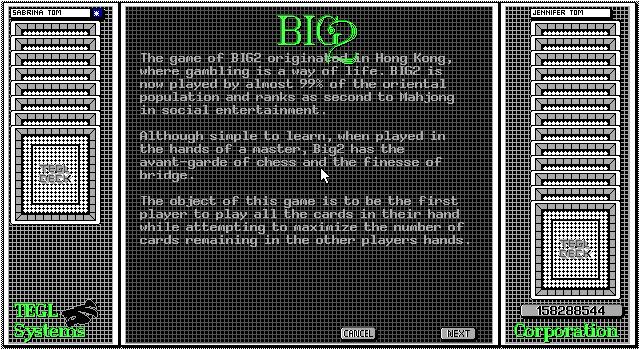 Big2 screenshot 2