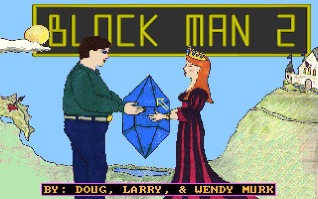 Block Man 2 screenshot 1