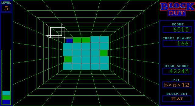 Blockout screenshot 1