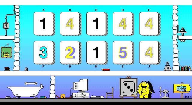 Blupi at Home screenshot 1
