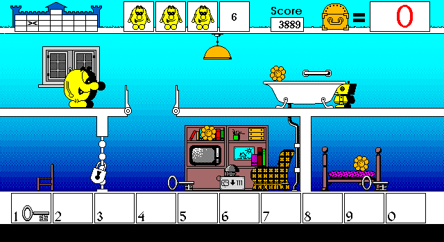 Blupi Explorer screenshot 1