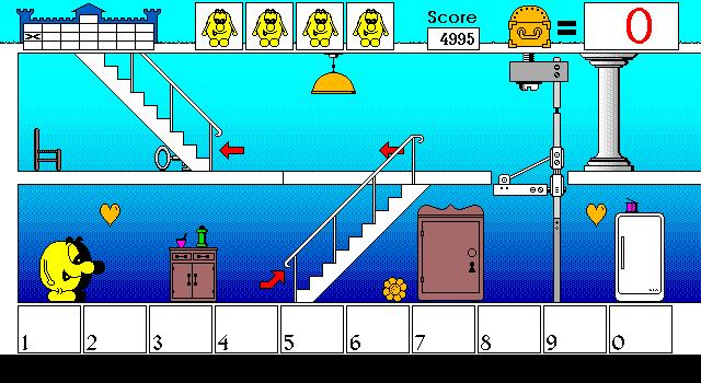 Blupi Explorer screenshot 2