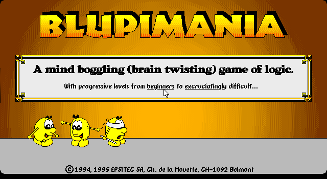 Blupimania screenshot 3