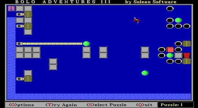 Bolo Adventures 3 screenshot 1
