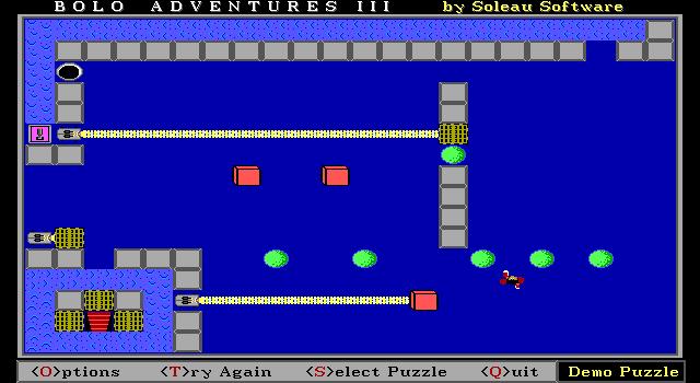 Bolo Adventures 3 screenshot 2