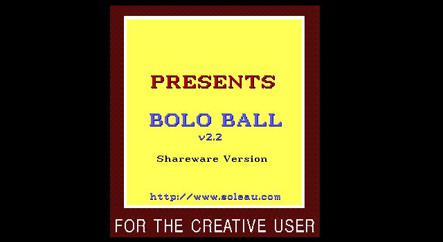 Bolo Ball screenshot 3