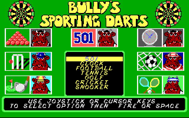 Bully's Sporting Darts screenshot 3