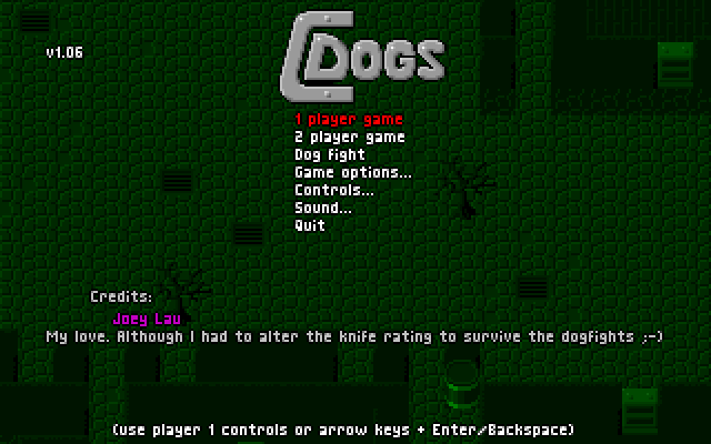 C-Dogs screenshot 3