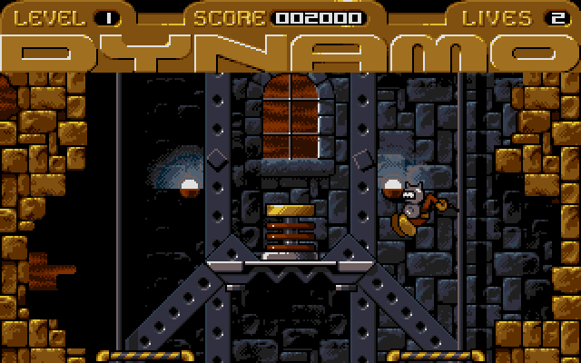 Captain Dynamo screenshot 2