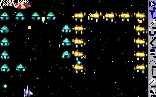 Cash Invaders screenshot 1