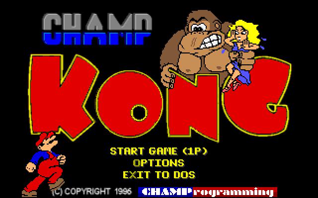 CHAMP Kong screenshot 3