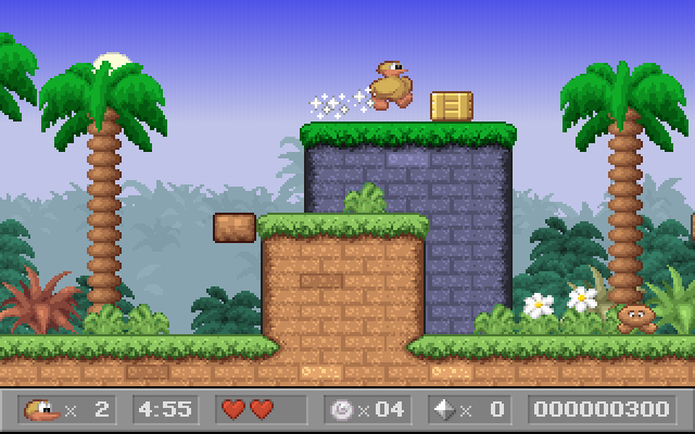 Charlie the Duck screenshot 2
