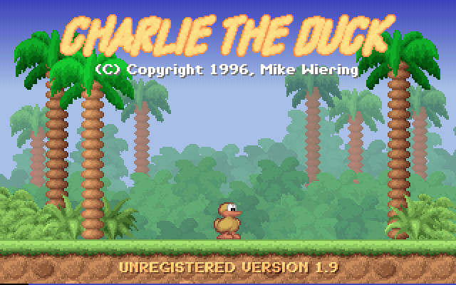 Charlie the Duck screenshot 3