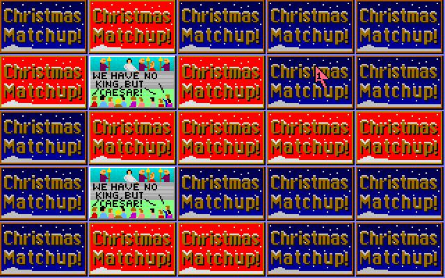 Christmas Matchup screenshot 1