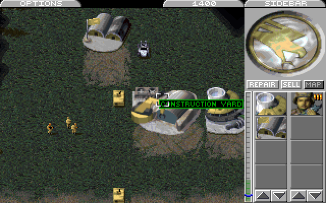 Command and Conquer 1 screenshot 1