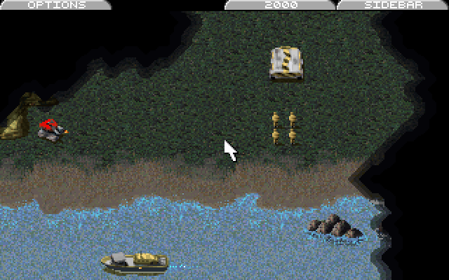 Command and Conquer 1 screenshot 2