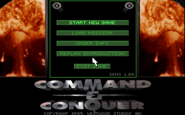 Command and Conquer 1 screenshot 3