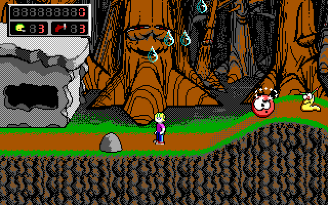 Commander Keen 4 screenshot 1