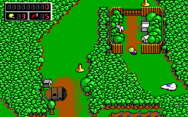 Commander Keen 4 screenshot 2
