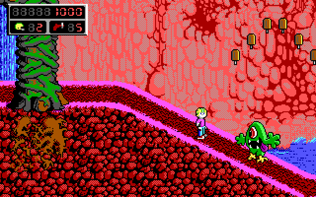 Commander Keen 6 screenshot 1