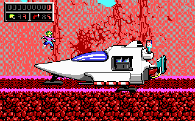 Commander Keen 6 screenshot 2