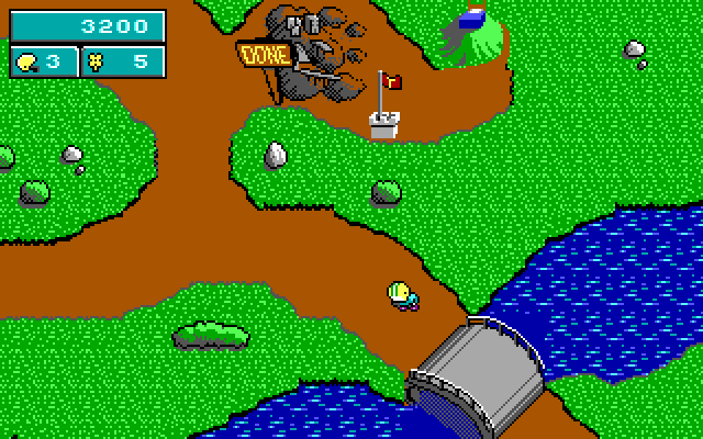 Commander Keen Dreams screenshot 2