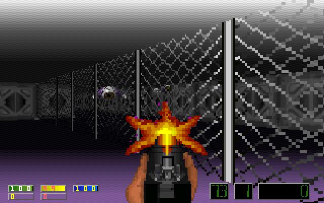 Corridor 7: Alien Invasion screenshot 1